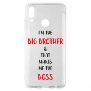 Etui na Huawei P Smart 2019 I'm the big brother