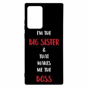 Etui na Samsung Note 20 Ultra I'm the big sister