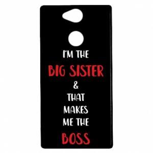 Etui na Sony Xperia XA2 I'm the big sister