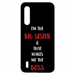 Etui na Xiaomi Mi9 Lite I'm the big sister