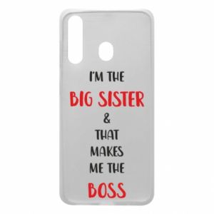 Etui na Samsung A60 I'm the big sister