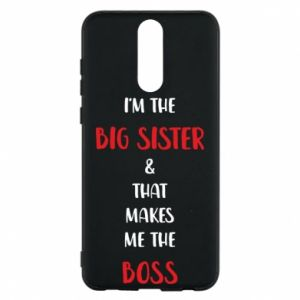 Etui na Huawei Mate 10 Lite I'm the big sister