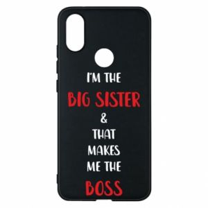 Etui na Xiaomi Mi A2 I'm the big sister
