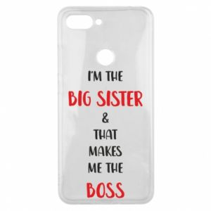 Etui na Xiaomi Mi8 Lite I'm the big sister