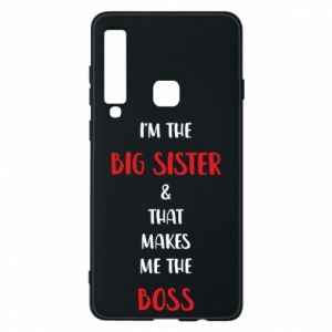 Etui na Samsung A9 2018 I'm the big sister