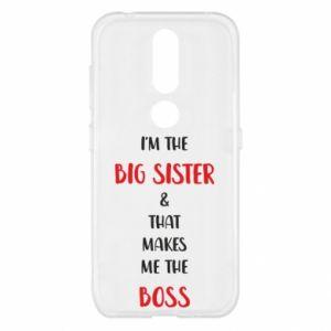Etui na Nokia 4.2 I'm the big sister