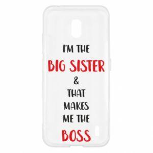 Etui na Nokia 2.2 I'm the big sister