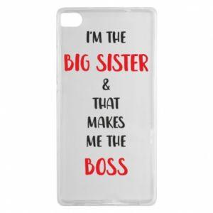Etui na Huawei P8 I'm the big sister