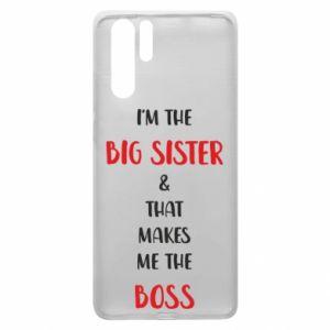 Etui na Huawei P30 Pro I'm the big sister