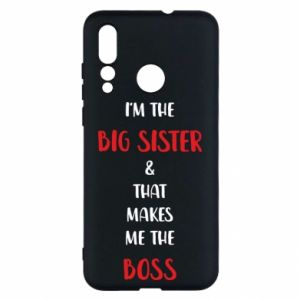 Etui na Huawei Nova 4 I'm the big sister