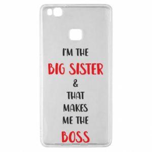 Etui na Huawei P9 Lite I'm the big sister