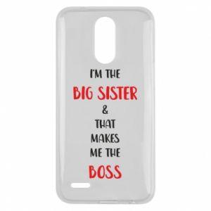 Etui na Lg K10 2017 I'm the big sister