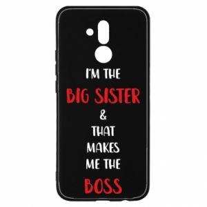 Etui na Huawei Mate 20 Lite I'm the big sister