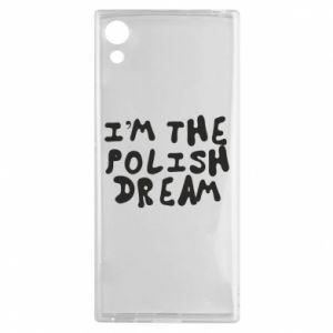 Etui na Sony Xperia XA1 I'm the Polish dream