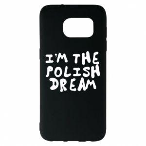 Etui na Samsung S7 EDGE I'm the Polish dream