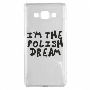 Etui na Samsung A5 2015 I'm the Polish dream