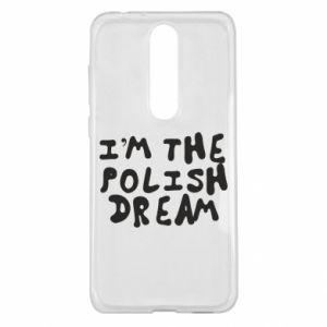 Etui na Nokia 5.1 Plus I'm the Polish dream