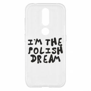 Etui na Nokia 4.2 I'm the Polish dream