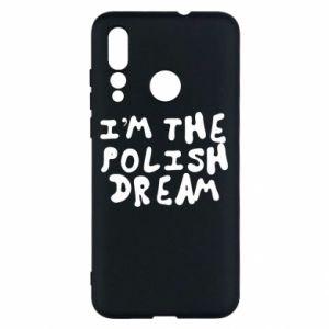 Etui na Huawei Nova 4 I'm the Polish dream
