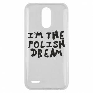 Etui na Lg K10 2017 I'm the Polish dream