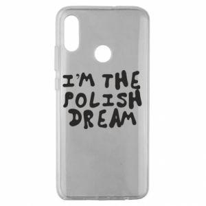 Etui na Huawei Honor 10 Lite I'm the Polish dream