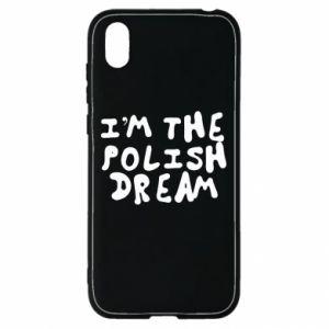 Etui na Huawei Y5 2019 I'm the Polish dream