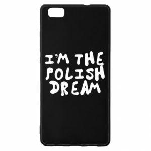Etui na Huawei P 8 Lite I'm the Polish dream