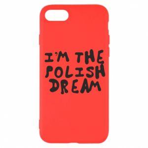 Etui na iPhone SE 2020 I'm the Polish dream