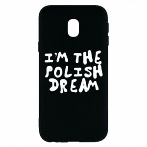 Etui na Samsung J3 2017 I'm the Polish dream