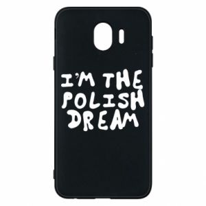 Etui na Samsung J4 I'm the Polish dream