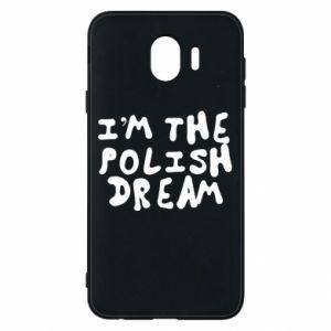 Phone case for Samsung J4 I'm the Polish dream