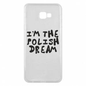 Phone case for Samsung J4 Plus 2018 I'm the Polish dream