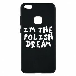 Etui na Huawei P10 Lite I'm the Polish dream