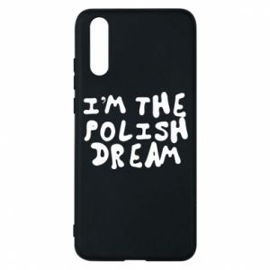 Phone case for Huawei P20 I'm the Polish dream