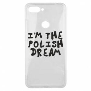 Phone case for Xiaomi Mi8 Lite I'm the Polish dream