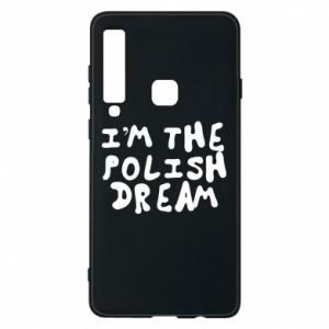 Etui na Samsung A9 2018 I'm the Polish dream