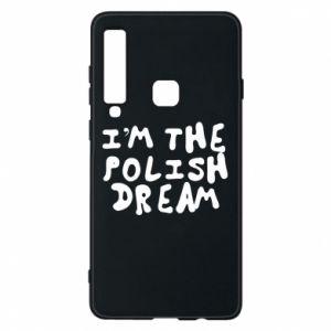 Phone case for Samsung A9 2018 I'm the Polish dream