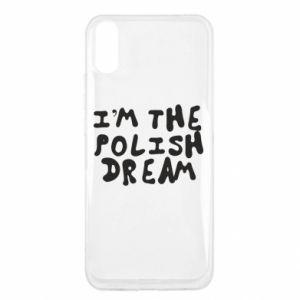 Etui na Xiaomi Redmi 9a I'm the Polish dream