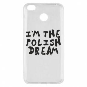 Etui na Xiaomi Redmi 4X I'm the Polish dream