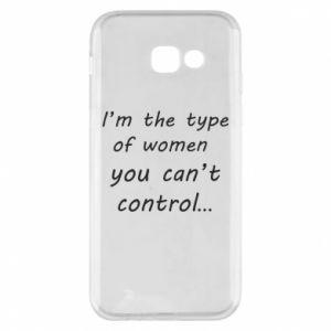 Etui na Samsung A5 2017 I'm the type
