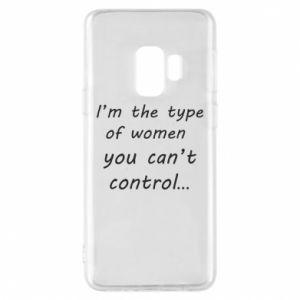 Etui na Samsung S9 I'm the type