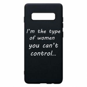 Etui na Samsung S10+ I'm the type