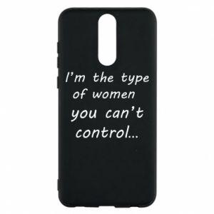 Etui na Huawei Mate 10 Lite I'm the type