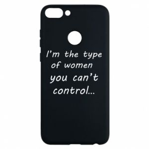 Etui na Huawei P Smart I'm the type