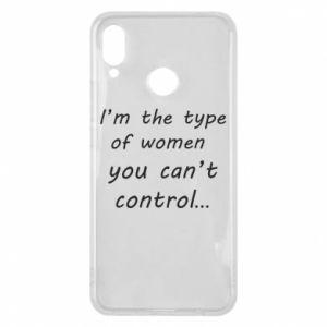 Etui na Huawei P Smart Plus I'm the type