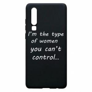 Etui na Huawei P30 I'm the type
