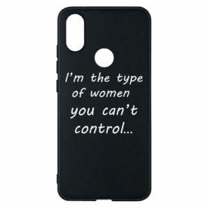 Etui na Xiaomi Mi A2 I'm the type