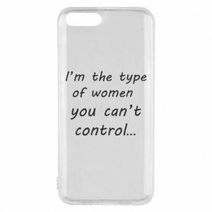 Etui na Xiaomi Mi6 I'm the type
