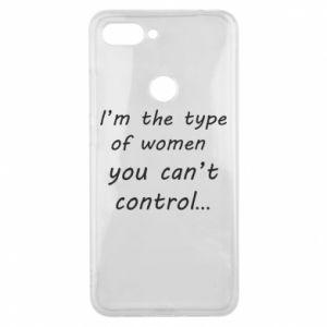 Etui na Xiaomi Mi8 Lite I'm the type