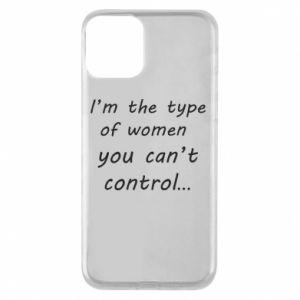 Etui na iPhone 11 I'm the type